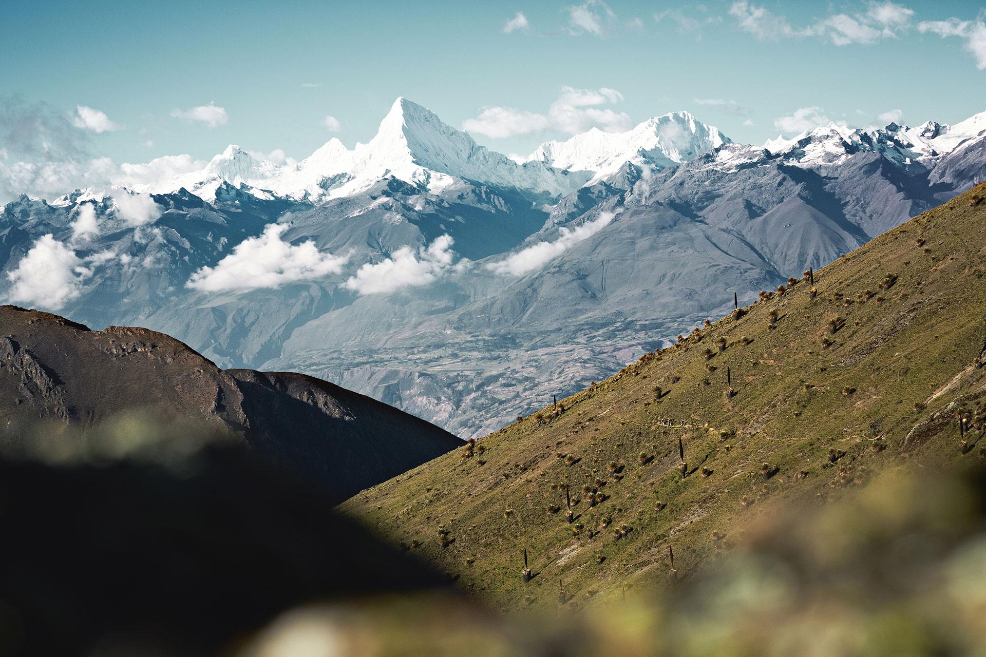 Cordillera Blanca Peru Reise Fotograf Travel Katalog Maloja Outdoor Landschaft