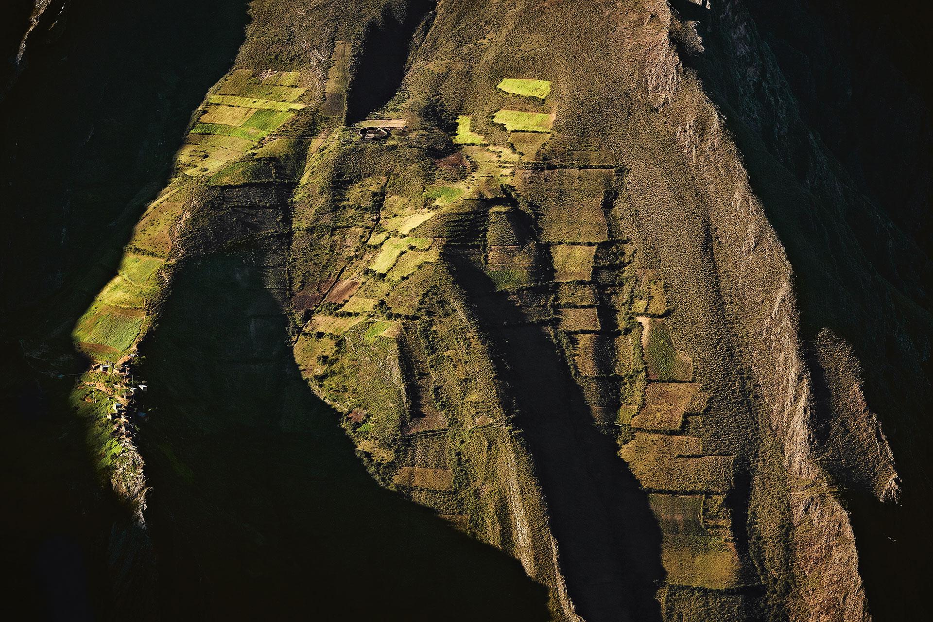 Peru Travel Landschaft Berge Gebirge Katalog Fotoproduktion München