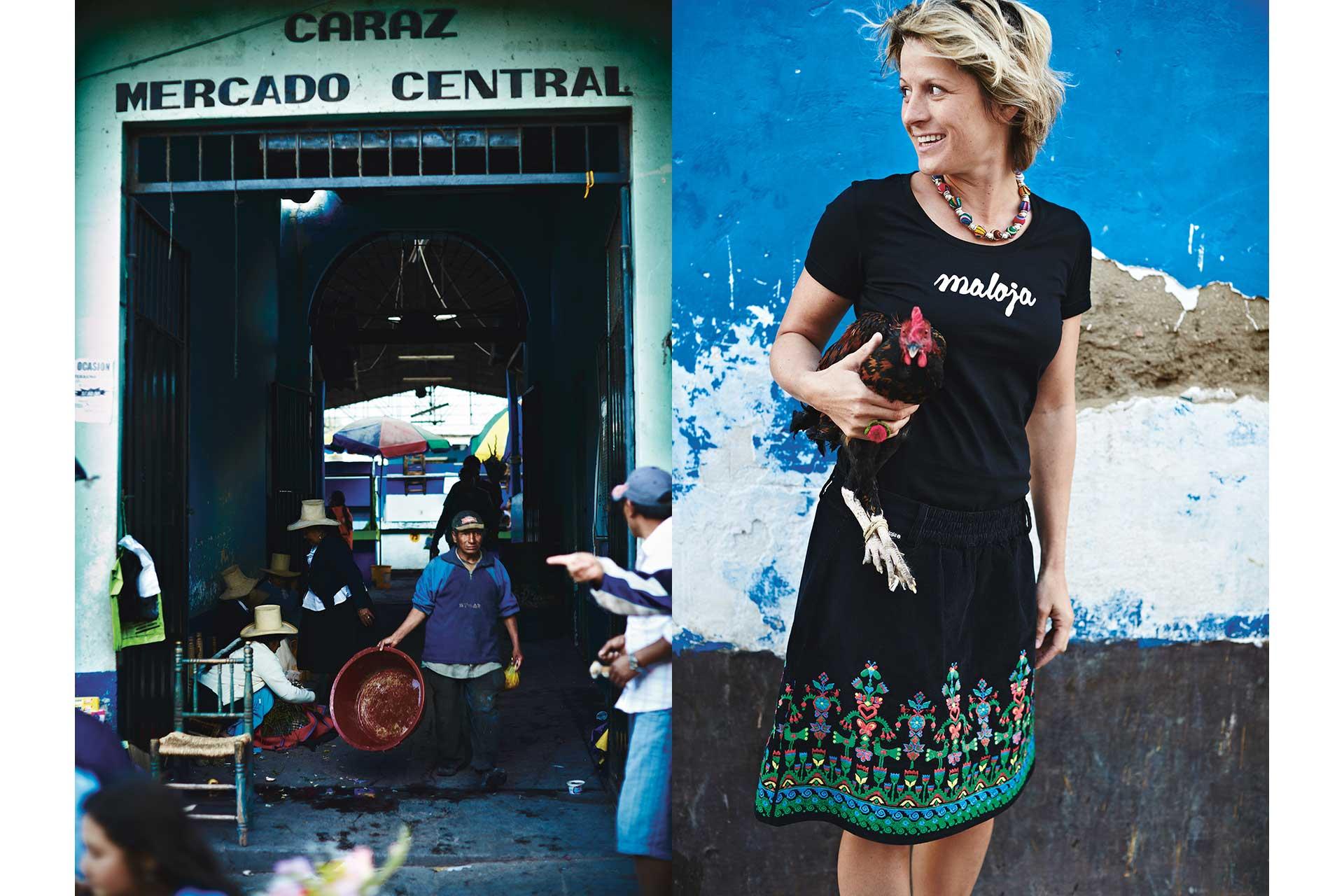 Reise Fotograf Travel People Lifestyle Peru Streetwear Michael Müller Maloja