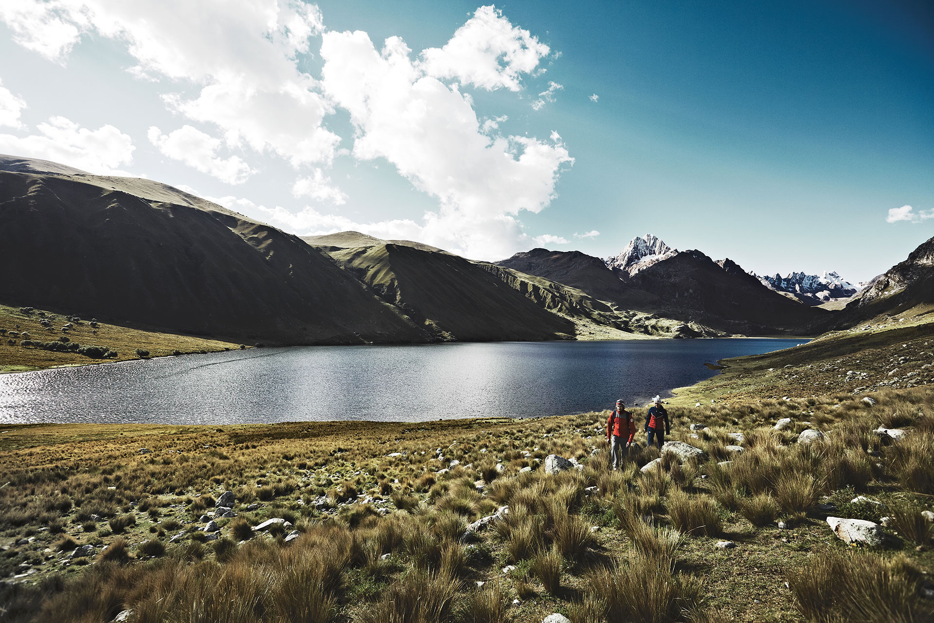 Landschaft See Trekking Wandern Fotograf Outdoor Bergsport Peru International