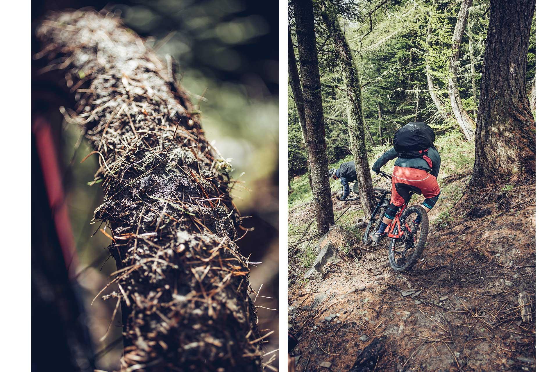 Mountainbike Fotograf Sport Outdoor Tour Berge Downhill Freeride Singeltrack Salzburg