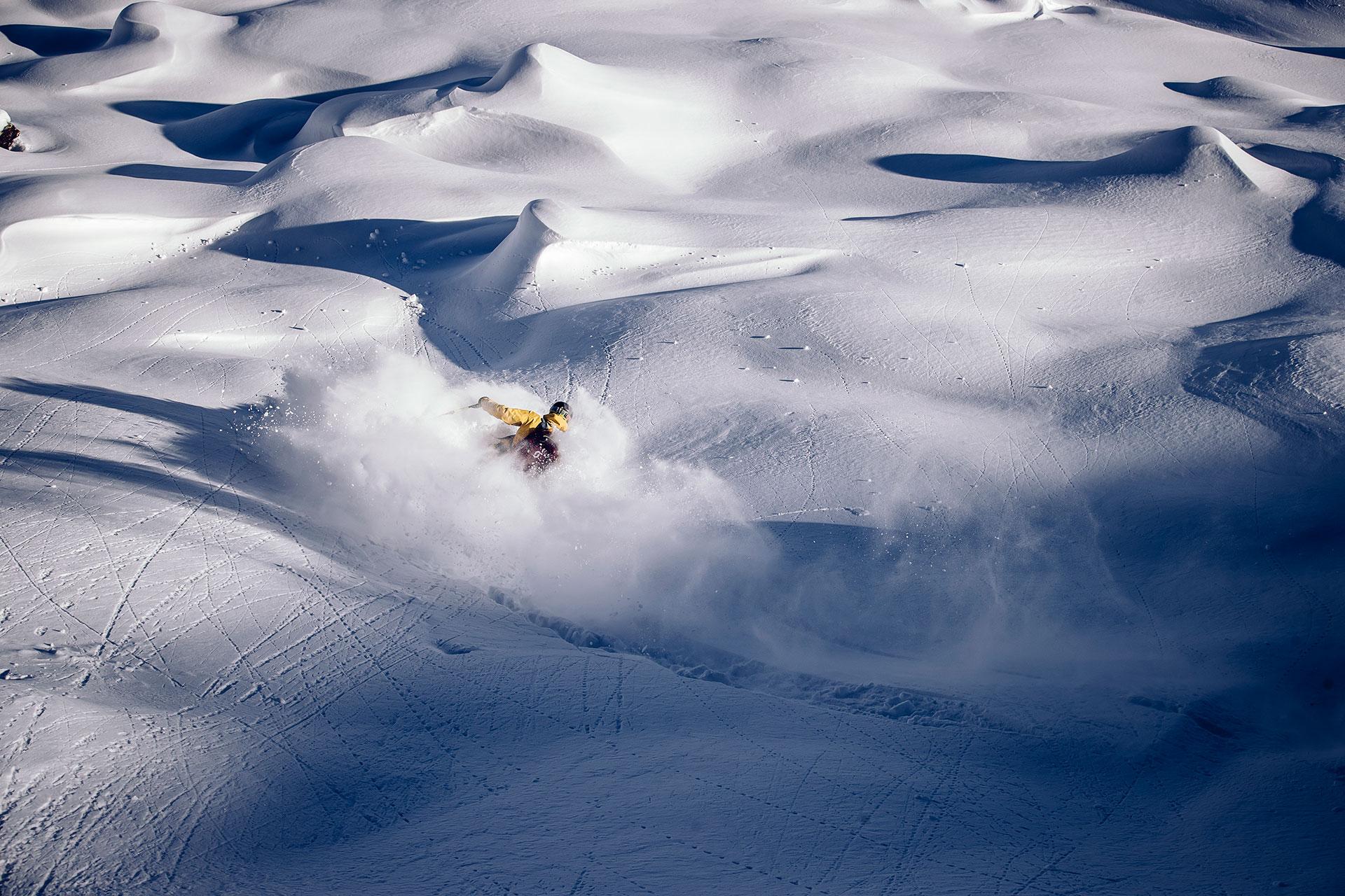 Fotograf Ski Snowboard Freeride Powder Hamburg Michael Müller