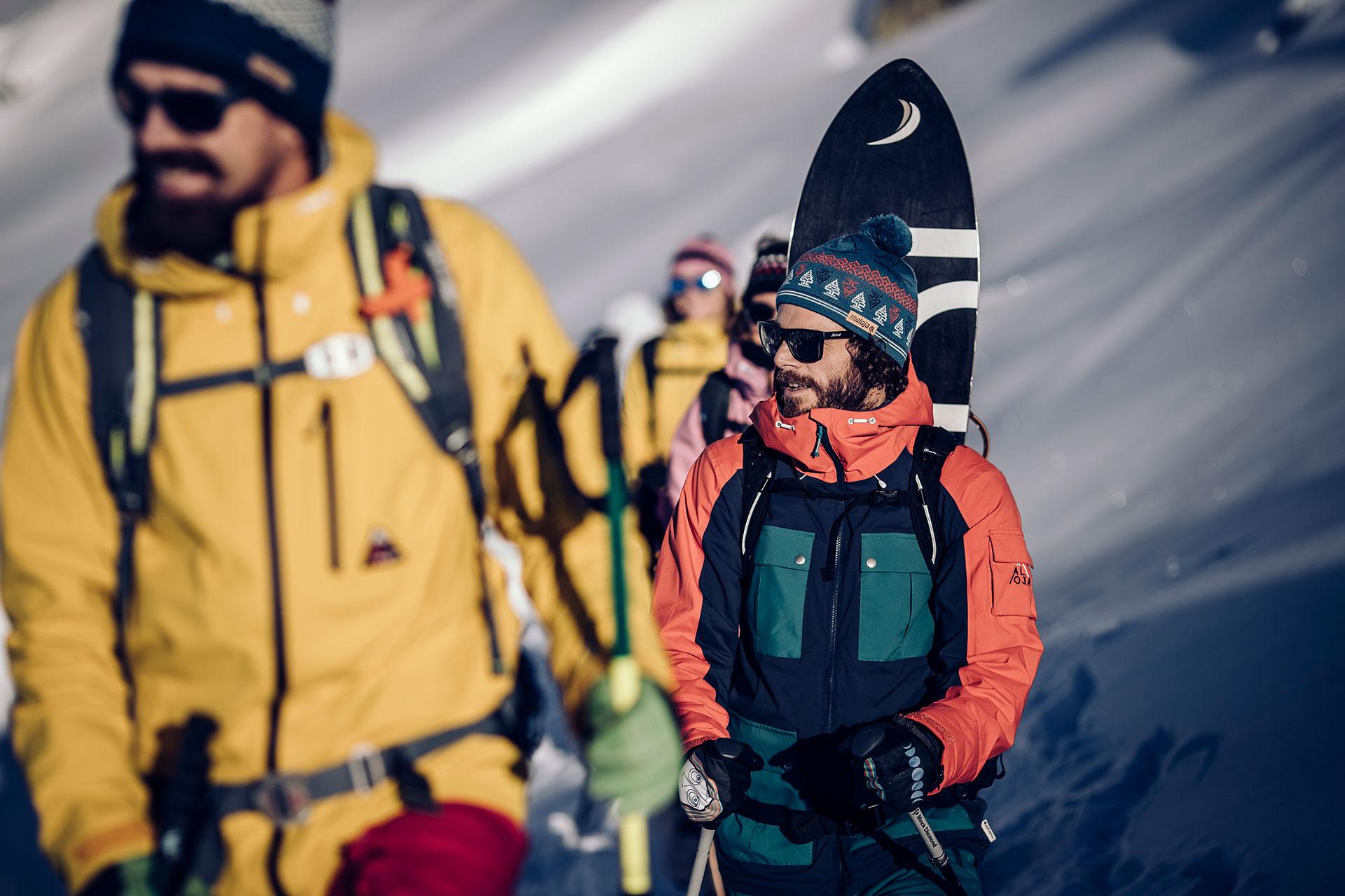 Fotograf Powder Ski Snowboard Tiefschnee Outdoor Sport Stuttgart Deutschland
