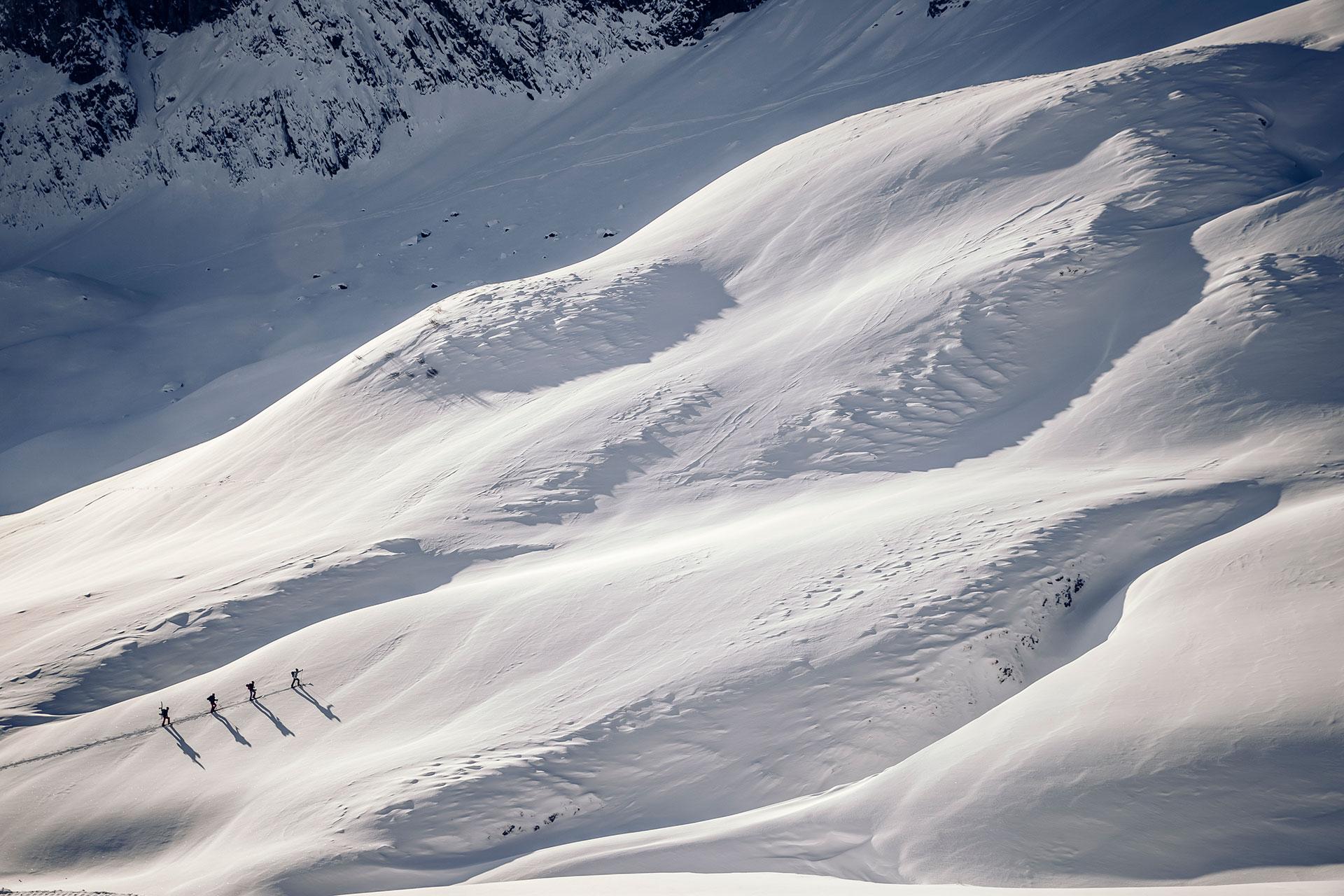 Ski Freeride Fotograf Snowboard Outdoor Berge Alpen Tirol Österreich Michael Müller