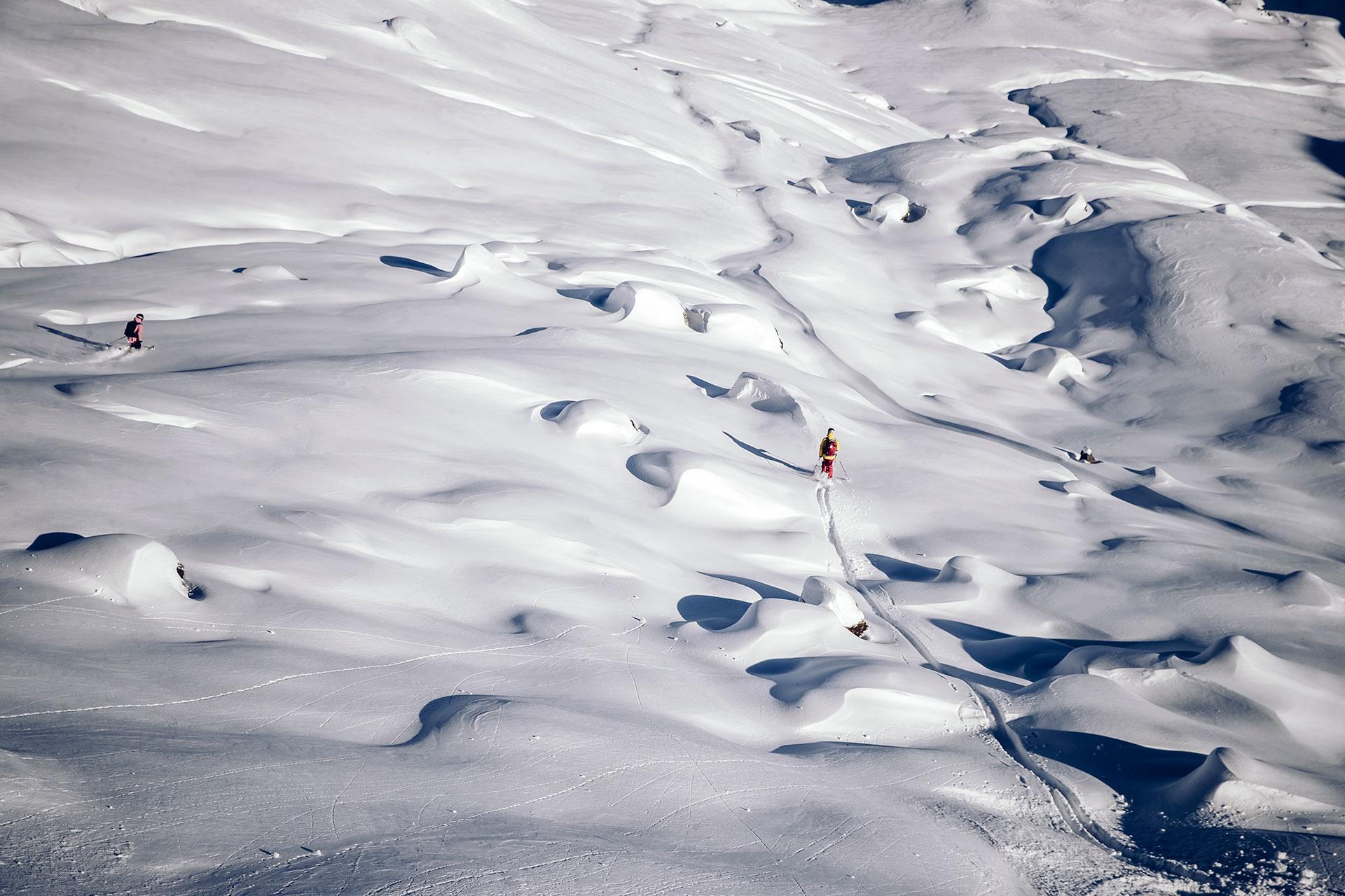 Sport Fotograf Ski Snowboard Tiefschnee Freeride Powder Michael Müller Aktion Alpen London