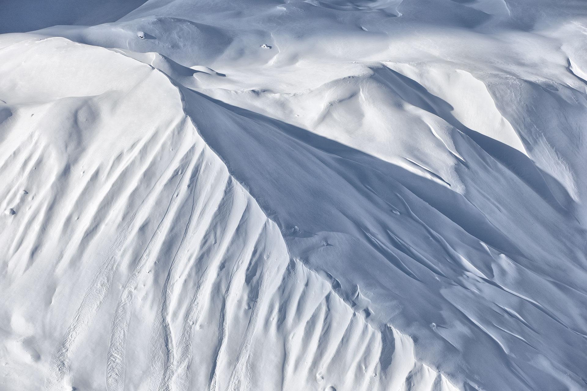Landschaft Winter Panorama Fotoproduktion Stuttgart Skitour Michael Müller