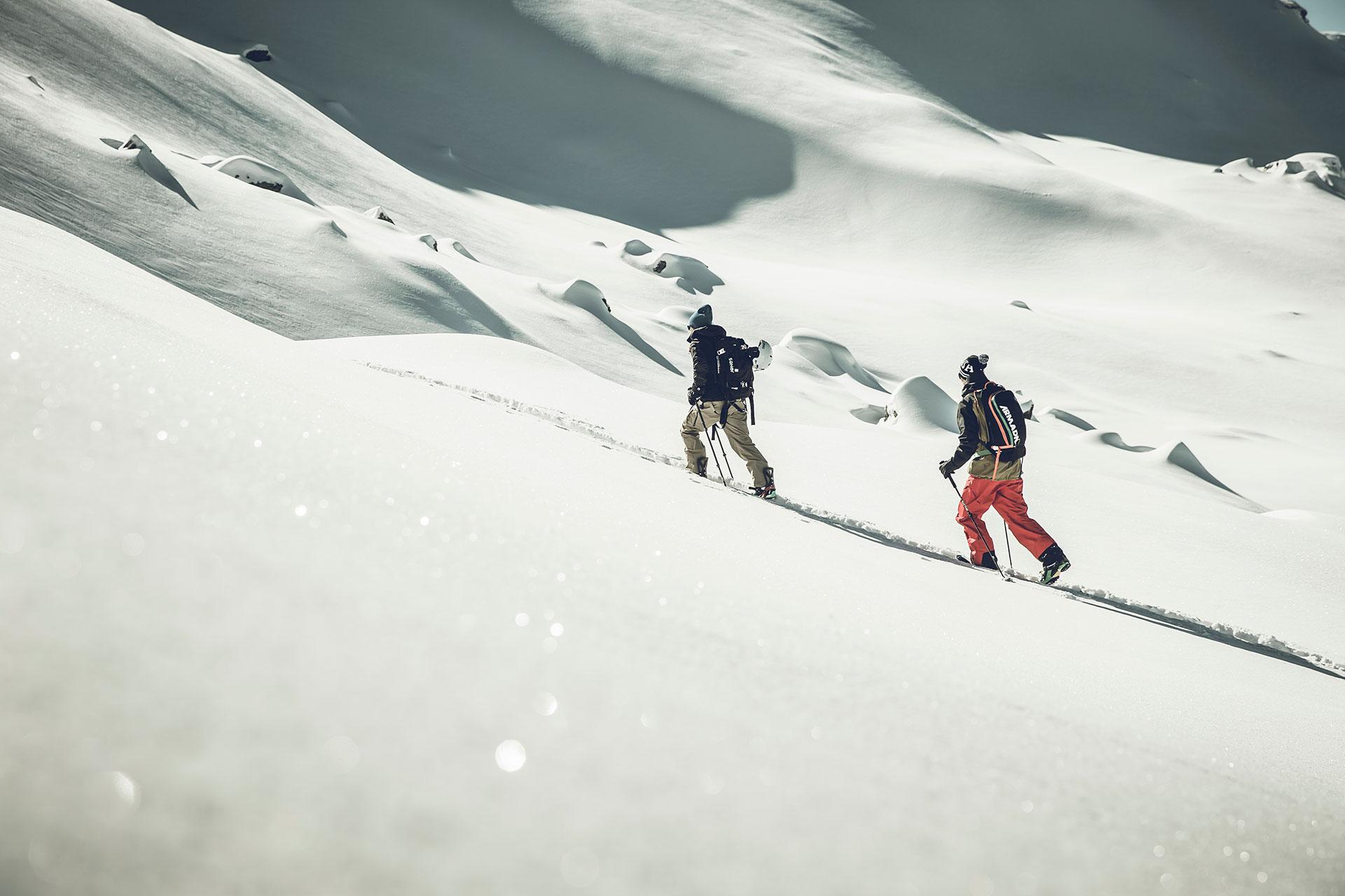 Fotograf Wintersport Skitour Tiefschnee Powder Outdoor Berlin Michael Müller Deutschland