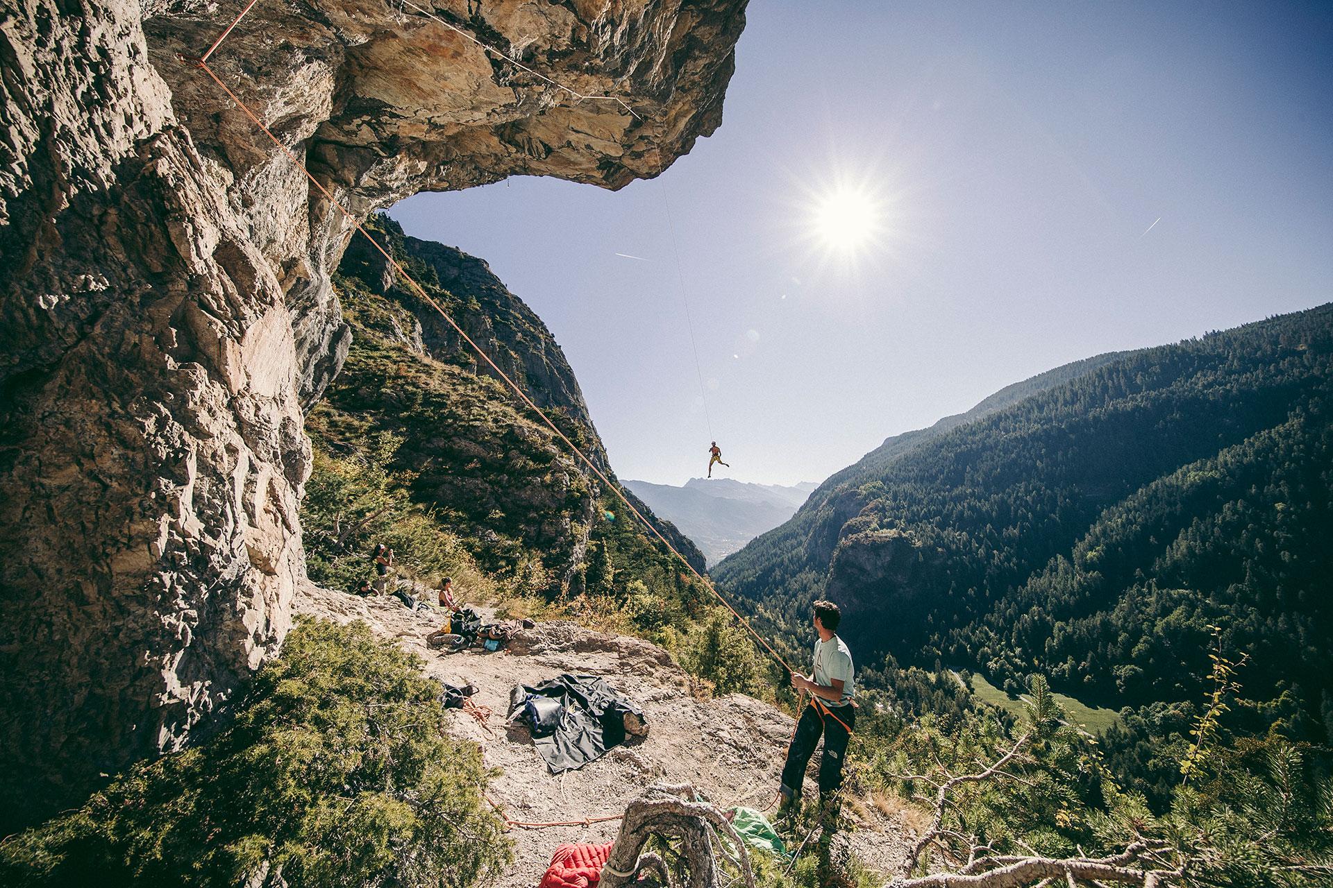 Landschaft Natur Panorama Klettern Sport Outdoor Berge Stuttgart Fotograf Michael Müller