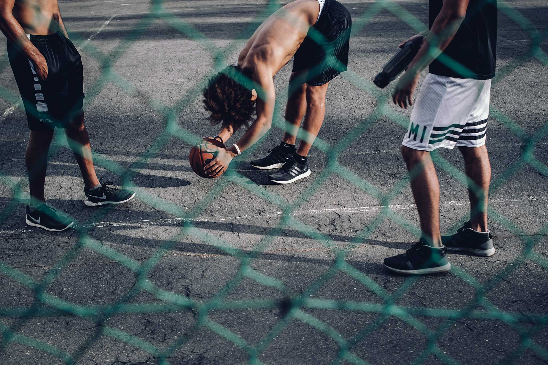 Sport Fotograf Südafrika Michael Müller Basketball