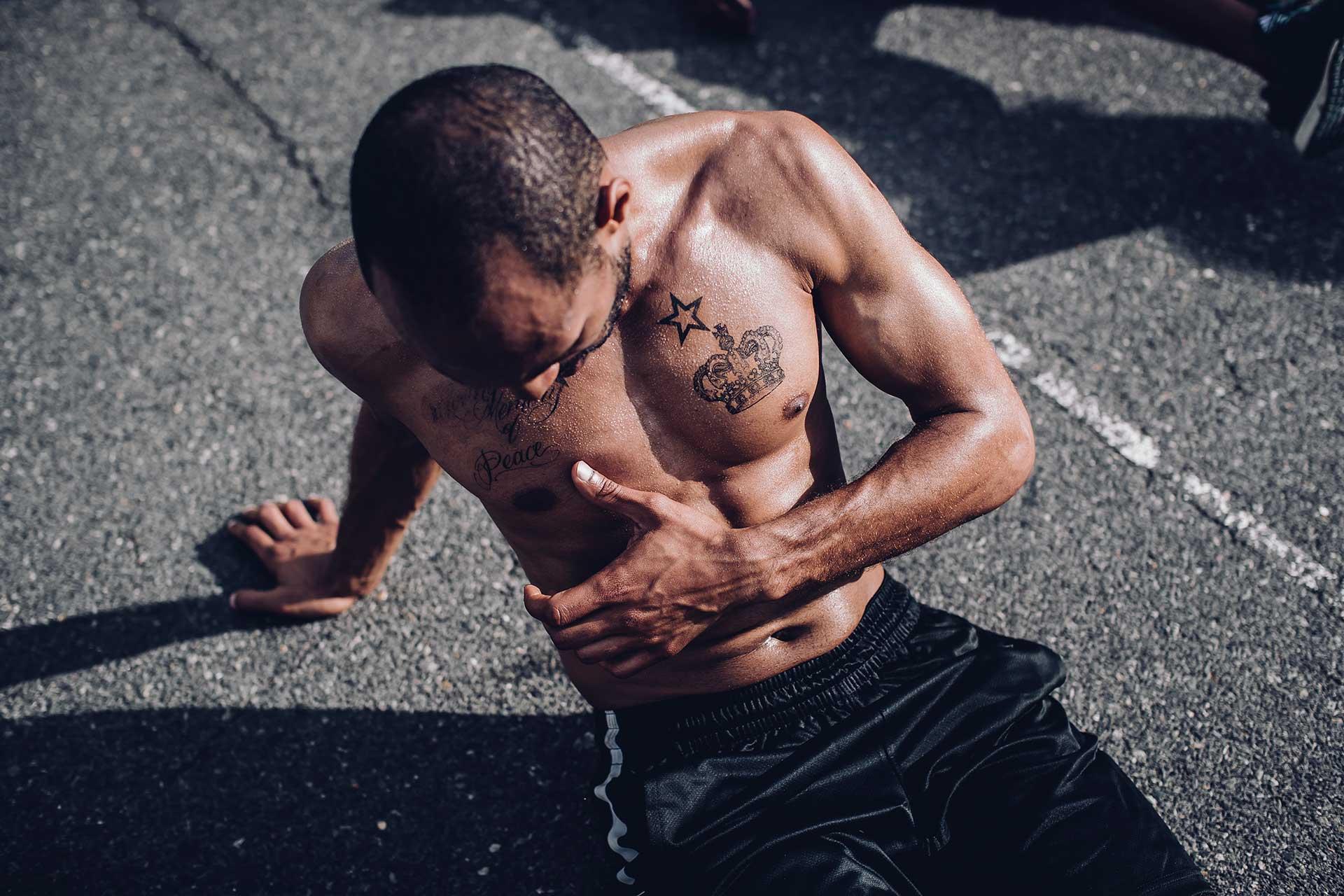 Training Basketball Teamsport Fotograf Fitness Sport London Michael Müller