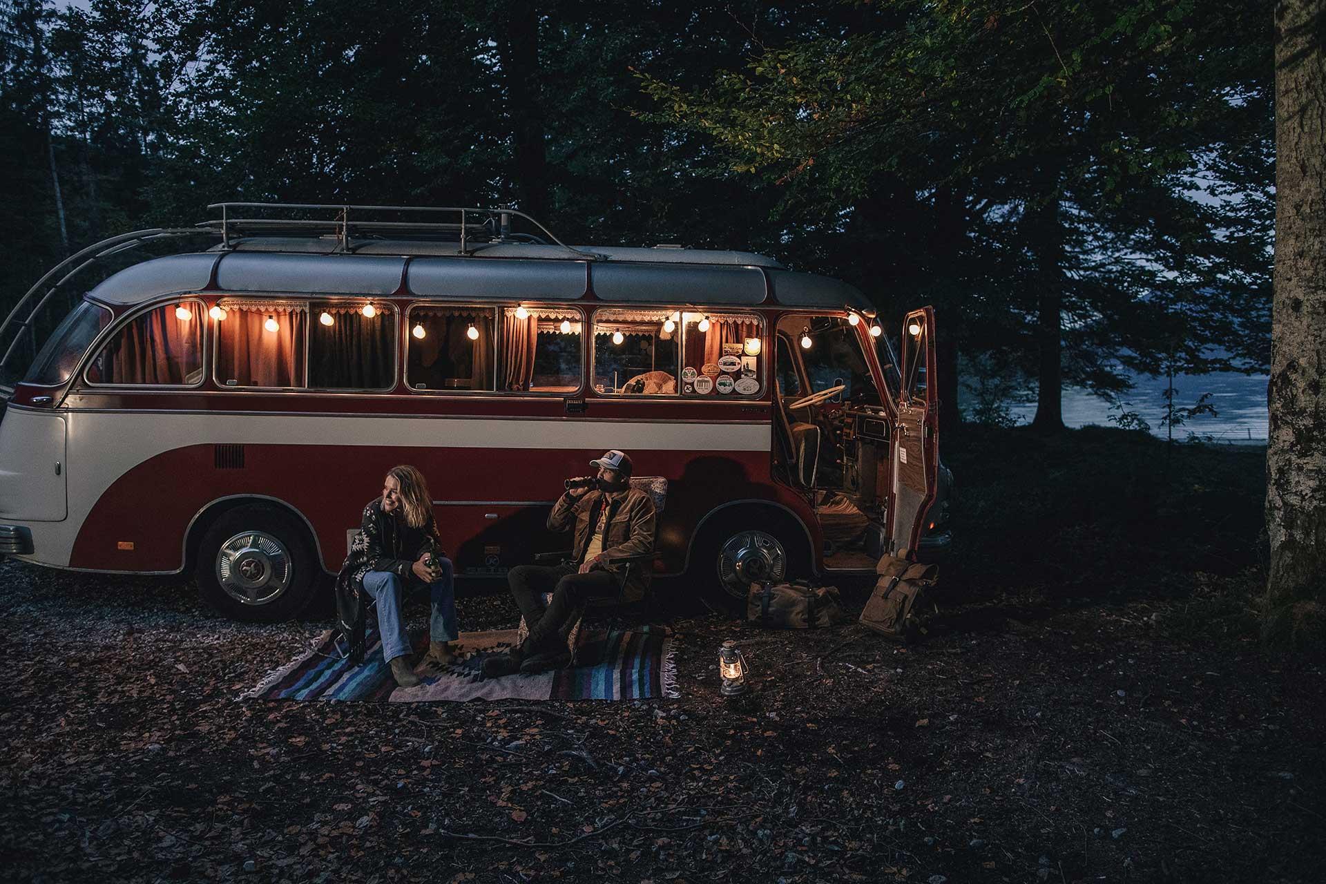 Fotoproduktion Camping Lifestyle People Fotograf Berlin