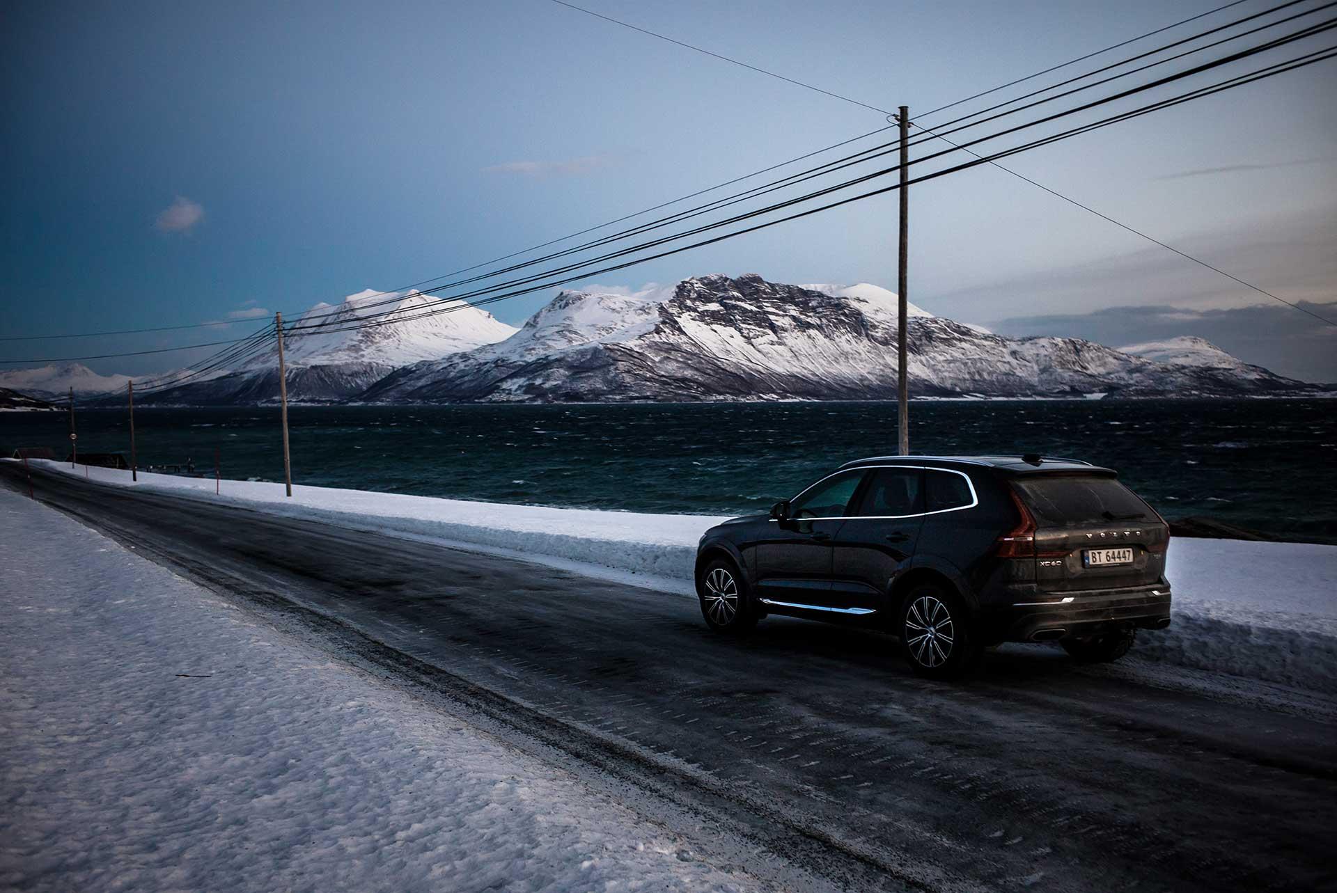 Volvo Kampagne Werbung Automotive Reisen Berlin Deutschland Fotograf