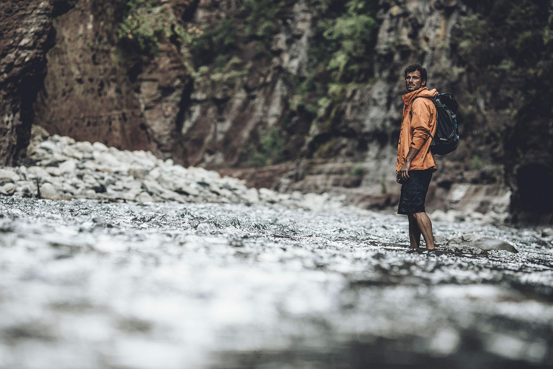 fotograf outdoor sport wandern trekking schoeffel schlucht seealpen deutschland nuernberg