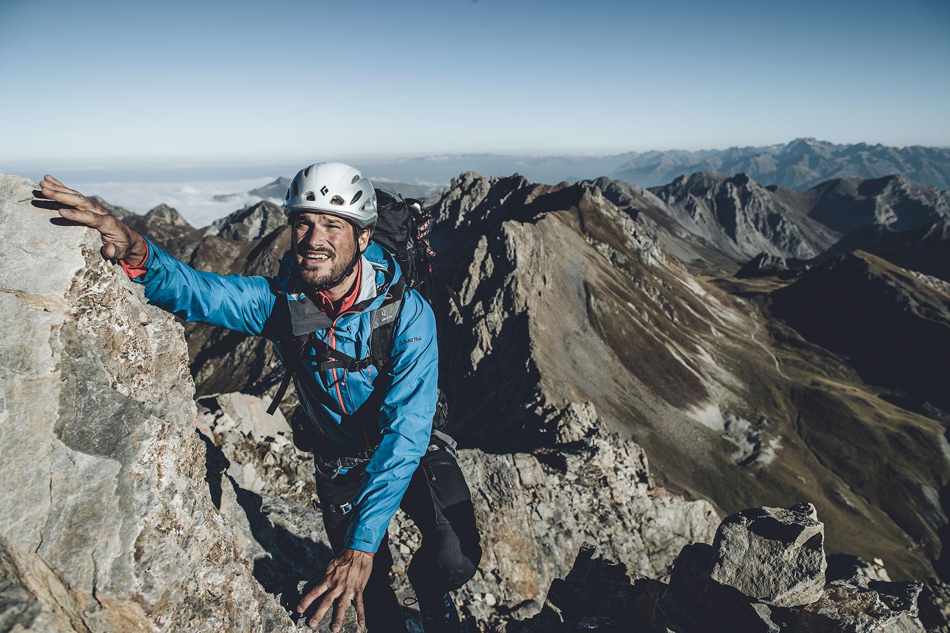 fotografie sport outdoor wandern trekking schoeffel berge seealpen zuerich schweiz