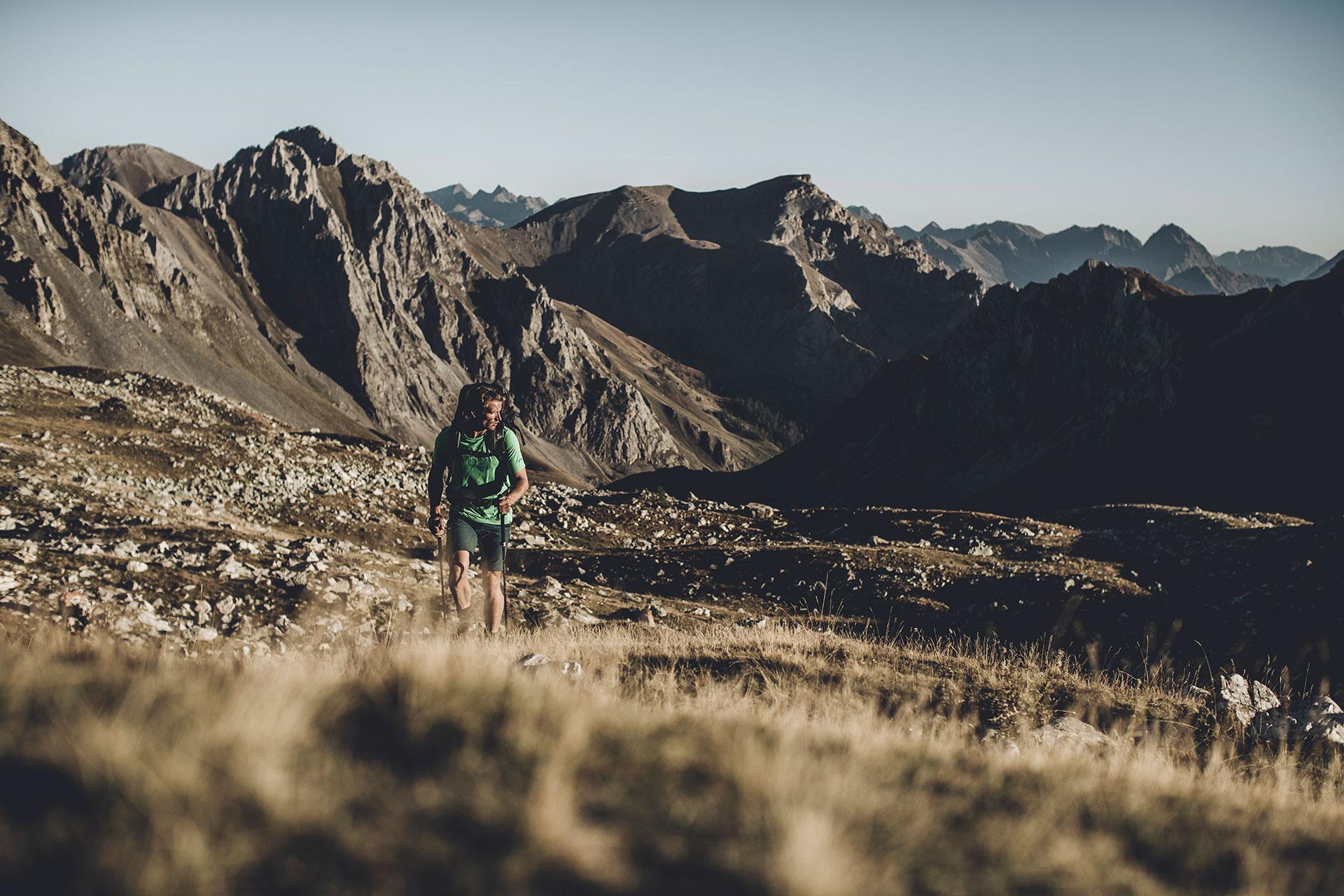 sportfotografie outdoor wandern trekking schoeffel berge piemont deutschland stuttgart
