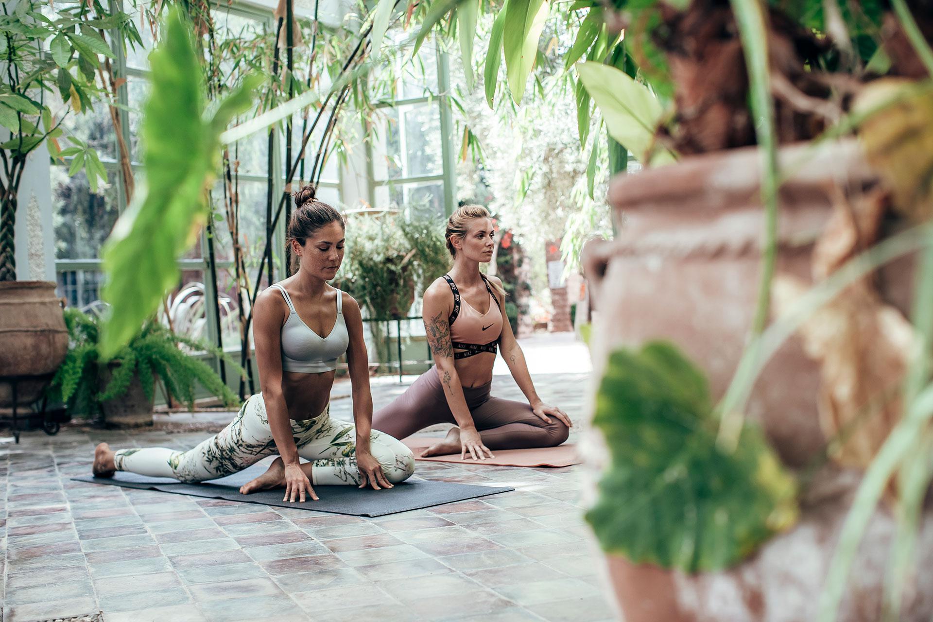 Zürich Schweiz Fotograf Sport Fitness Yoga Marokko Kampagne