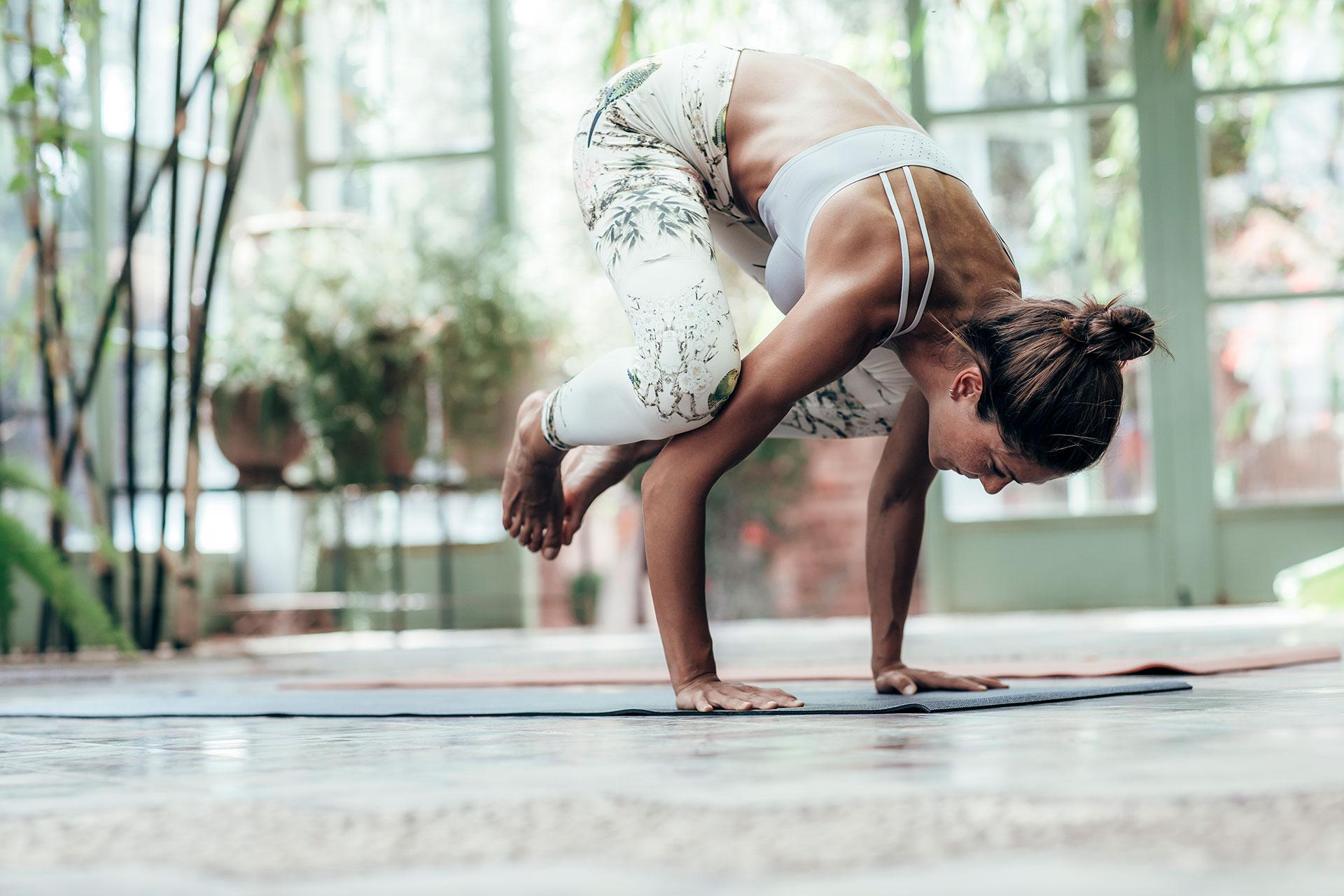 Sport Fotograf Michael Müller Fitness Training Yoga Berlin