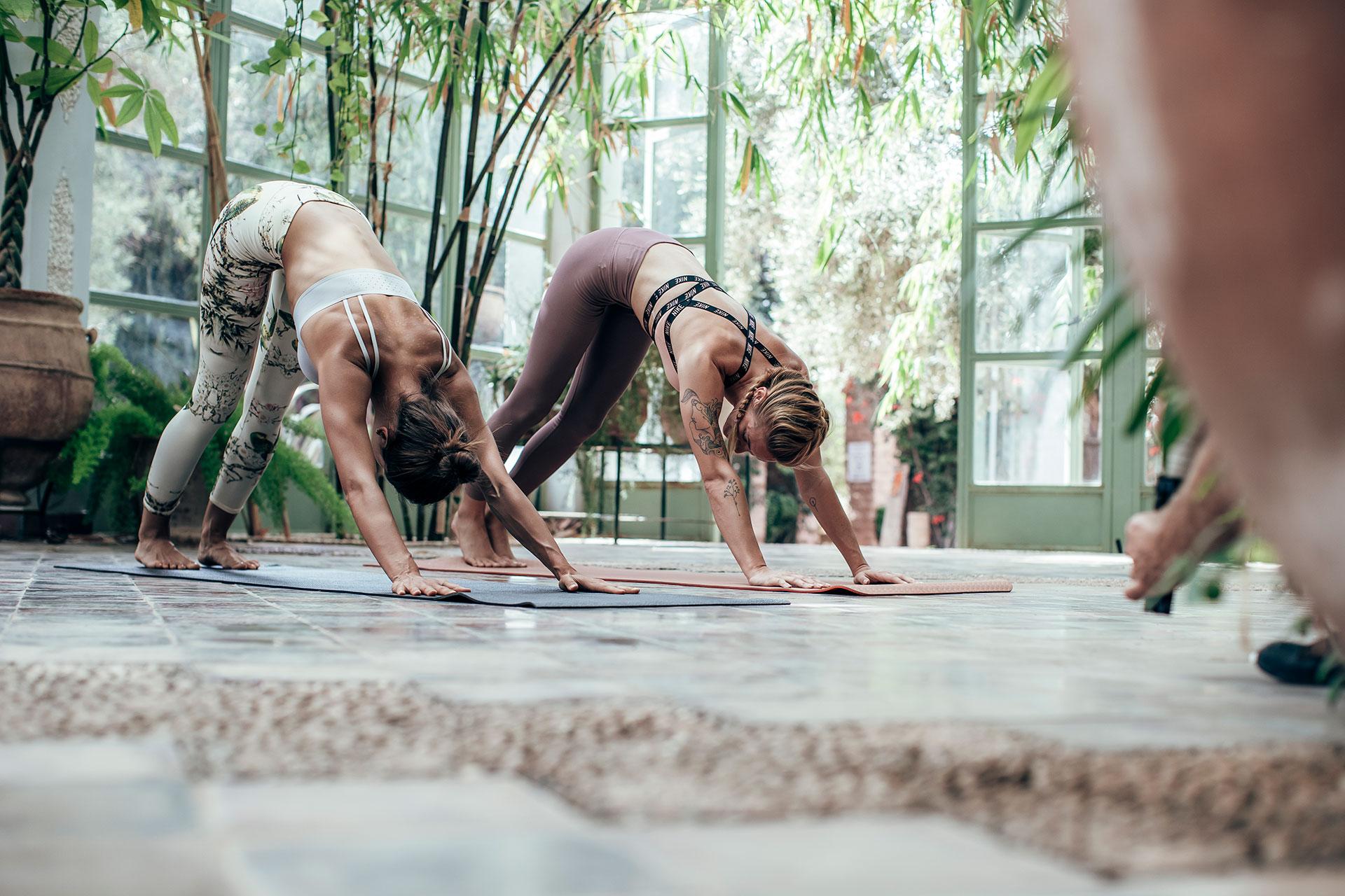 Streching Yoga Sport Bekleidung Klamotte Fotograf Fitness Michael Müller