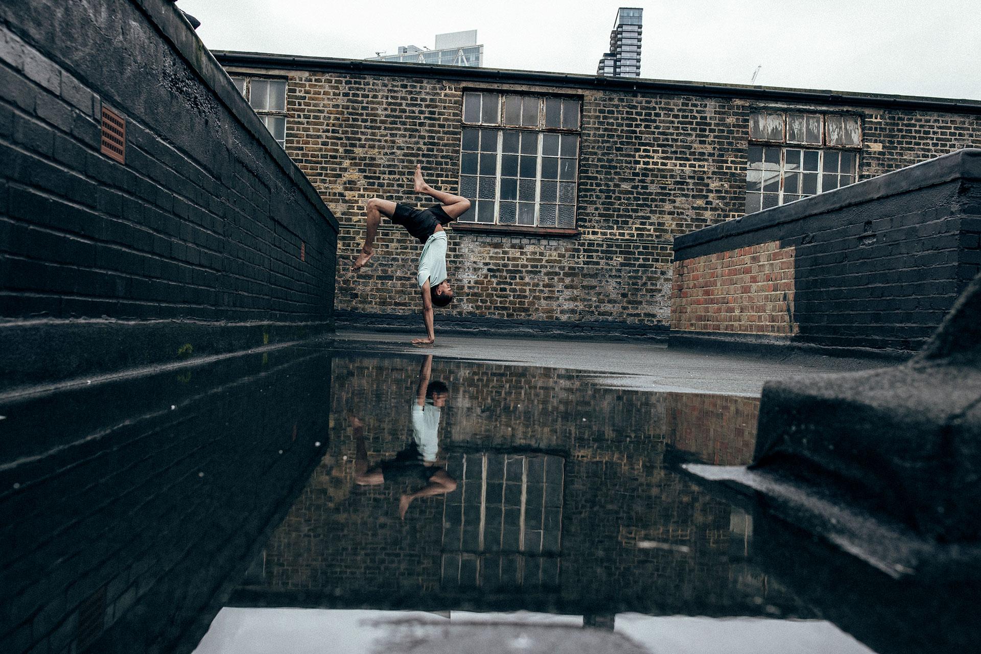 Fotograf Michael Müller Lifestyle Sport Yoga Superdry Kampagne Hamburg